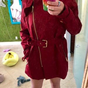 Michael Kors classic trench coat